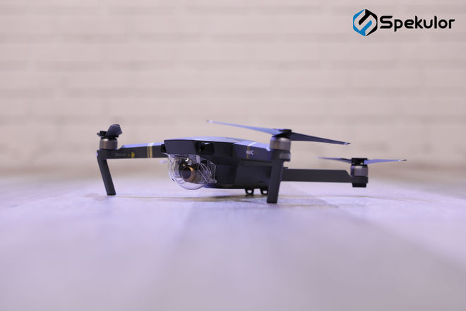DJI Mavic Pro 4K Drone Kit