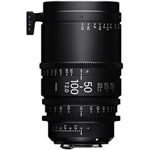 Sigma Cine 50-100mm T2 EF
