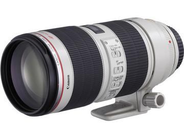 Canon 70-200mm IS II f2.8 L Series