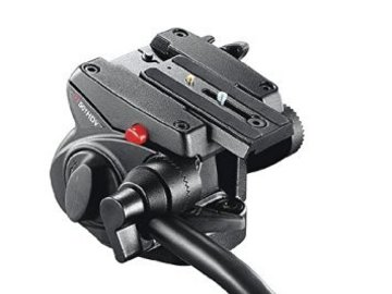 Manfrotto 501HDV Fluid Head 75mm Bowl