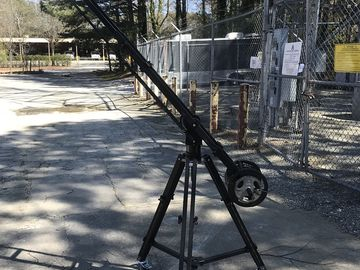 Rent: Kessler Pocket Jib w. KPod and all Terrain Wheels