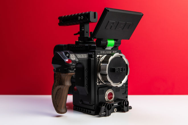 RED Epic-W Helium 8K S35 Package EF or PL