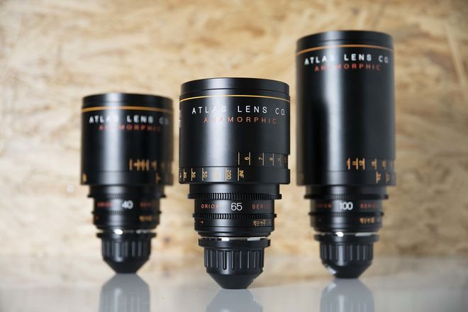 Atlas Lens Co. T2 Orion Series Lens Set - Choose 2