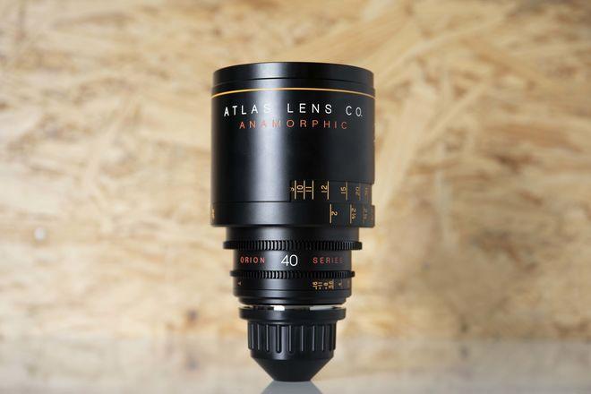Atlas Lens Co. 40mm T2 Orion Anamorphic Prime Lens