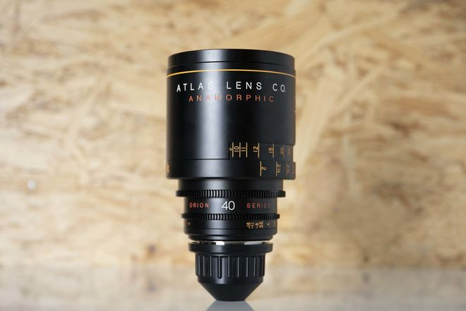Atlas Lens Co. 40mm T2 Orion Anamorphic Prime Lens