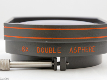 Rent: Century Optics Tinsley .6x Double Asphere wide angle adaptor