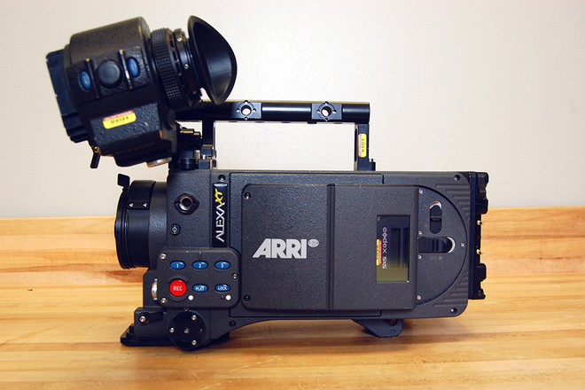 Alexa EV Camera Body