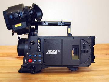 Rent: Alexa EV Camera Body