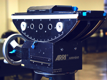 Rent: Arri Gear Head Mk1