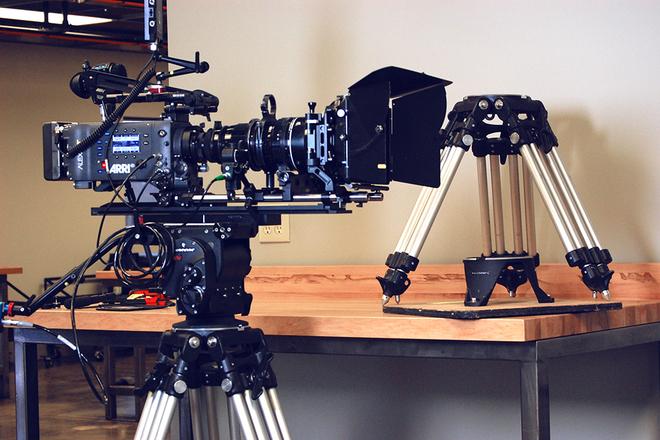 Alexa EV Camera Package w/ 5:1 Cooke Zoom
