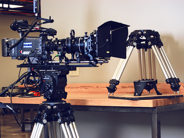 Rent: Alexa EV Camera Package w/ 5:1 Cooke Zoom