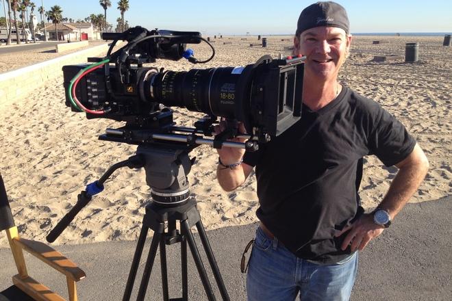 Sony F55 Super 35mm 4k/S-Log Camera