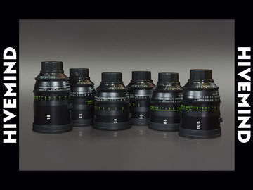 Rent: Tokina Vista Prime 6-Lens Set (18, 25, 35, 50, 85, 105)