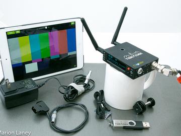 Rent: Teradek CUBE 155 - wifi monitor/encode to IOS & stream #3