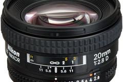 Rent: Nikon 20mm f/2.8D AF Nikkor Lens