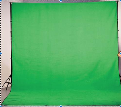 Green Screen 18ft x 12ft (screen only)