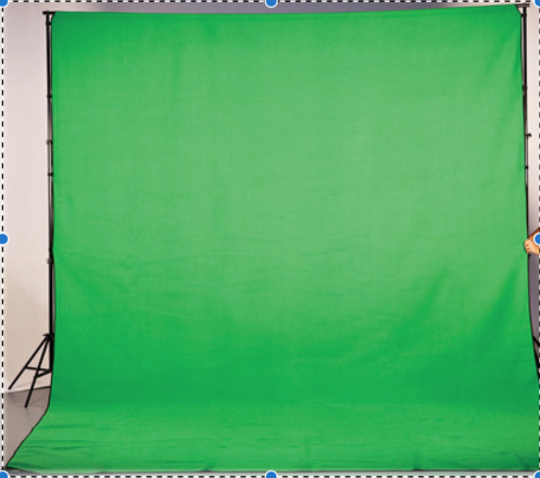Green Screen 18ft x 12ft (screen only)