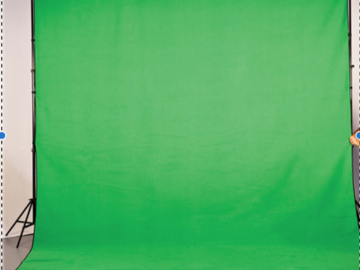 Rent: Green Screen 18ft x 12ft (screen only)