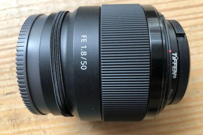 Sony FE 50mm f/1.8 Standard Lens