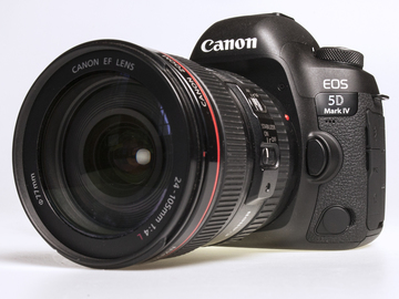 Rent: Canon EOS 5D Mark IV w/ Canon EF 24-105mm f/4L IS USM Lens