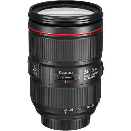 Canon 24-105 f/4 IS