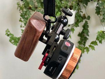 Tilta Wireless Focus Nucleus Nano Bundle with Wooden Handle