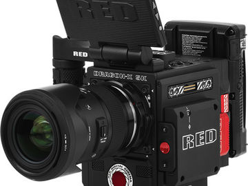 RED Dragon-X 5K Kit – EF or PL Mount