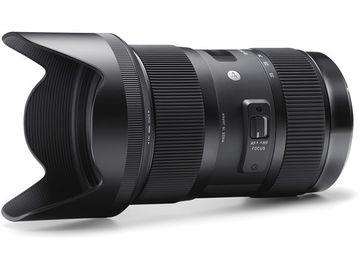 EF Sigma 18-35mm f/1.8