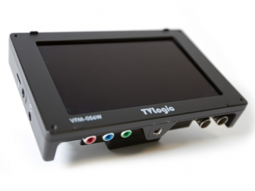 "TV Logic VFM-056WP 5.6"" HMDI-SDI Monitor package"