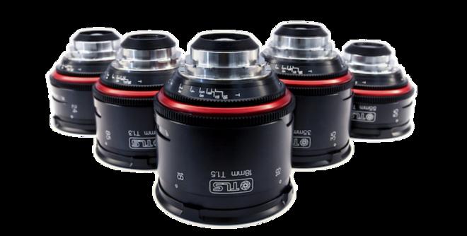 Canon K35 TLS Rehoused (14mm18mm,24mm,35mm,55mm,85mm,135mm)