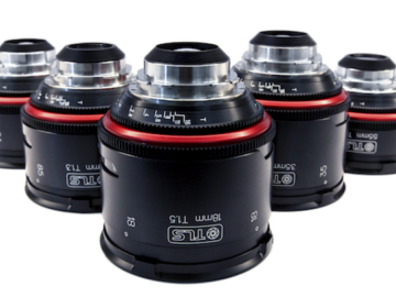 Canon K35 TLS Rehoused (14mm18mm,24mm,35mm,55mm,85mm,135mm)