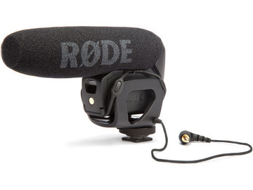 Rent: Rode VideoMic Pro On-Camera Microphone w/ Dead-Cat