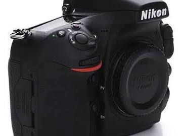 Rent: NIKON D810 Body Only