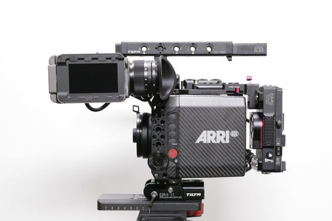 Alexa Mini PL Mount w/ 4:3 and look Library