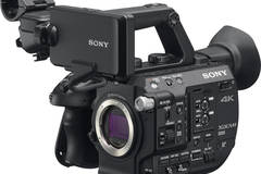 Rent: Sony PXW-FS5 Super 35mm Camera (w/Canon Adapter and Lens)
