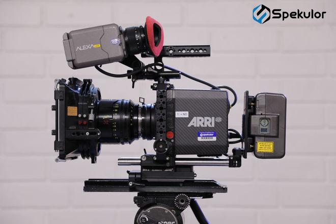 Arri Alexa Mini Camera + Cooke Mini S4/i Lens Set