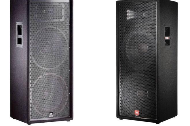 JBL - JRX100 SPEAKERS