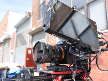 Rent: Sony A7s + 4K Atomos Shogun / 1250GB + Metabones to EF