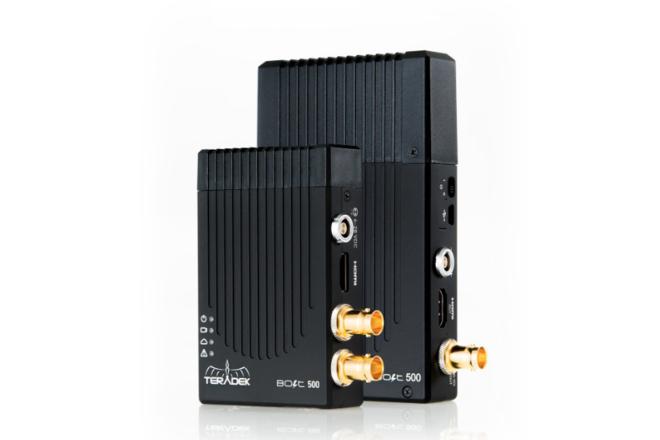 Teradek Bolt 500 3G-SDI/HDMI 2:1 Set