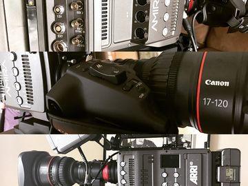 ARRI Amira 4K Premium Camera body
