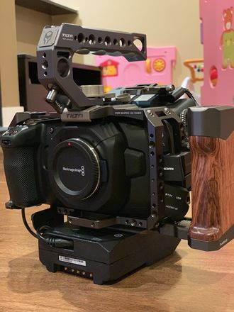 Rent A Bmpcc4k W Tilta Cage Dji Ronin S Offset Plate Cb Pwr Best Prices Sharegrid Los Angeles Ca