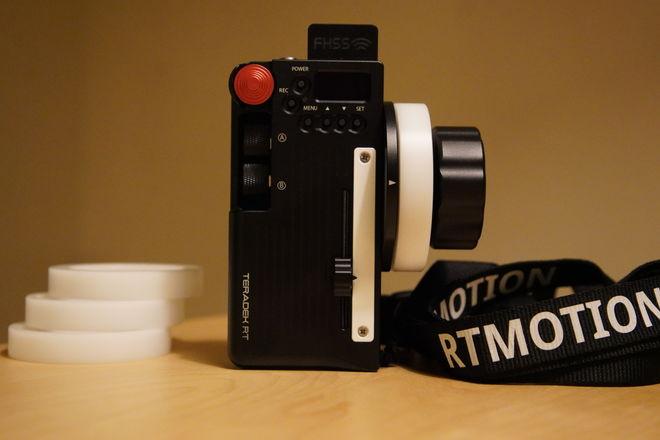 RTmotion Teradek MK3.1 6-Axis Controller