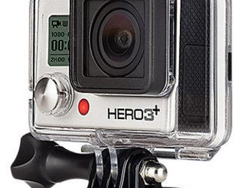 Rent: GoPro 3+