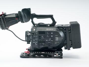 Sony FS7 full kit + Small HD 703 Ultra Bright