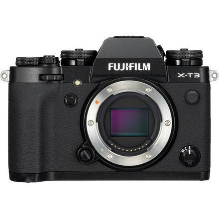 fujifilm xt3 (3 batteries, 2x 128gb cards)