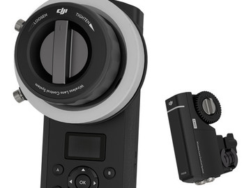 Rent: DJI Focus Wireless Follow Focus System