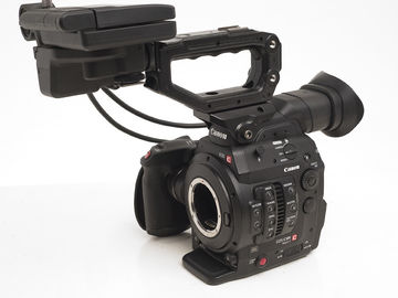 Canon EOS C300 Mark II camera Body only