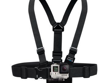 Rent: GoPro Chest Mount