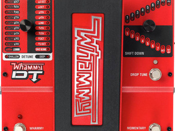 Rent: Digitech Whammy Pitch Pedal