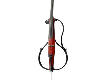Rent: Yamaha SVC110 Electric Cello with Bow